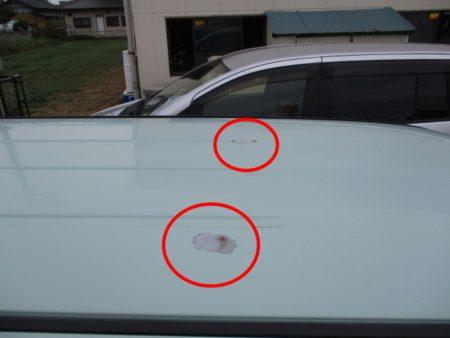 鈑金塗装修理お任せ下さい。塗装劣化の修理事例(幸手市:三菱・ekワゴン)